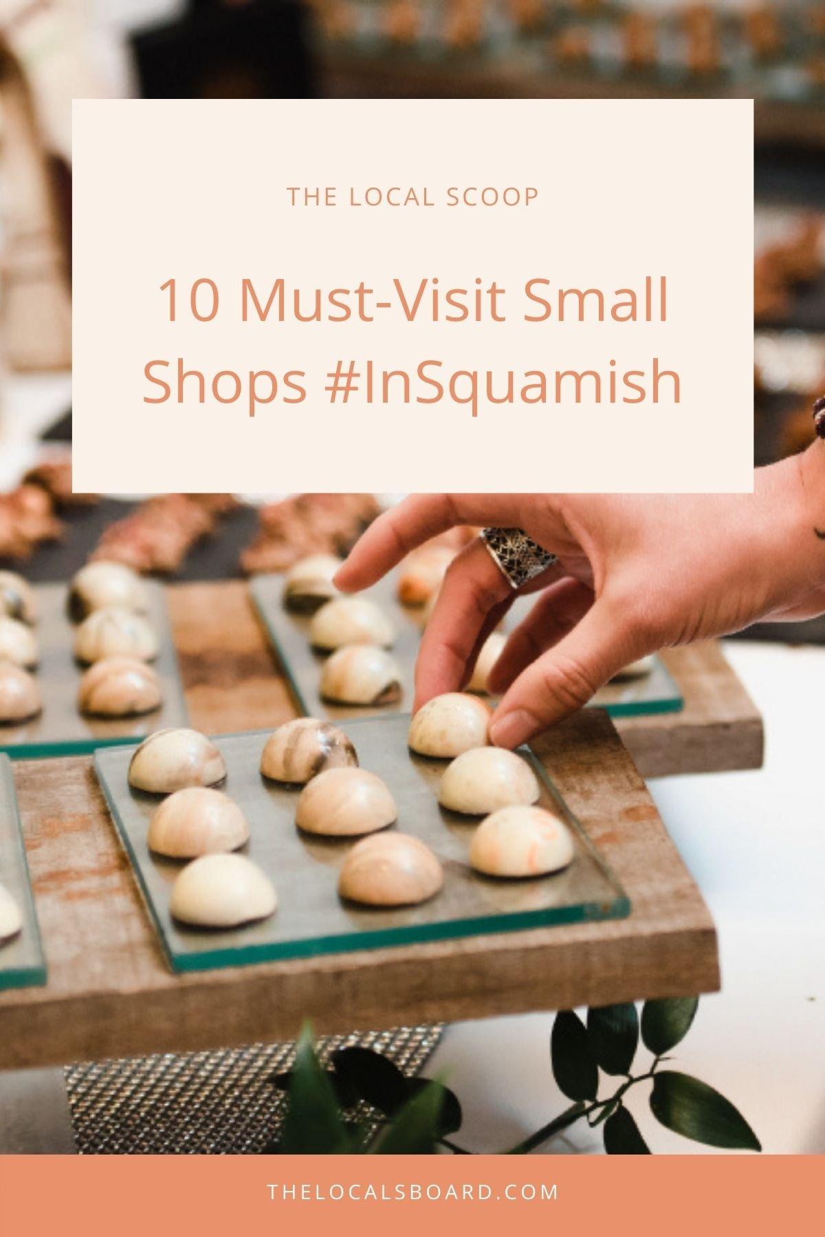 Local Squamish Shops