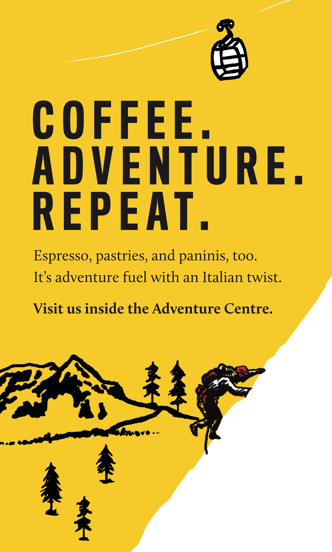 Summer Coffee in Squamish